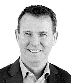 John Higgins - Fintech development company